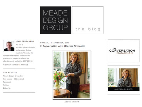 Meade Design Group: the blog