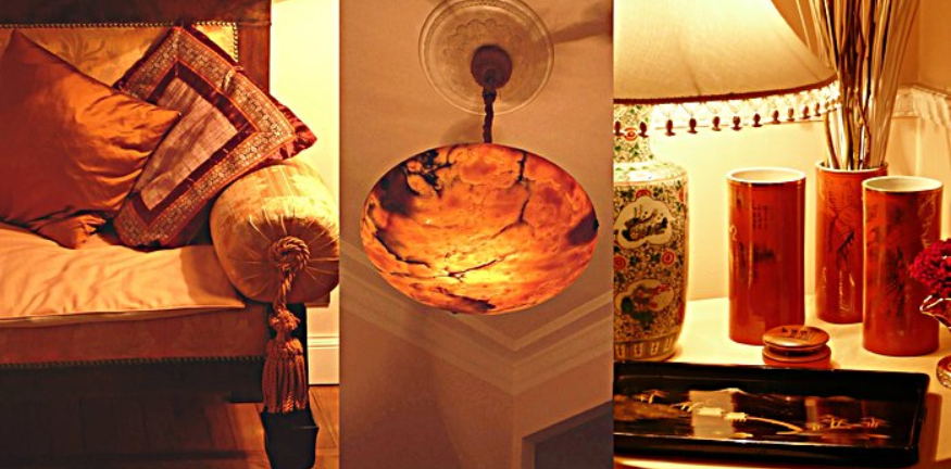 Interior design to reflect your life | Lights