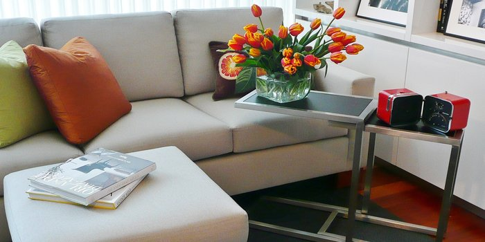 Designing Interiors to reflect your life... with comfortable furniture arrangement