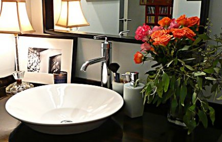 Styling Interiors to reflect your life - Bathroom design